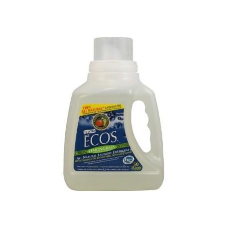 Płyn do prania wszystkich tkanin - trawa cytrynowa- 50 prań
