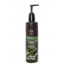 Marokański szampon oczyszczający z olejem arganowym i czarną miętą