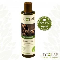 Szampon do włosów wzmacniający i przyspieszający wzrost z olejem makadamia