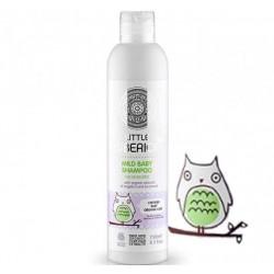 Delikatny szampon dla niemowląt z organicznym ekstraktem z dzięgielu i mydlnicy lekarskie