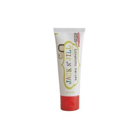 Pasta do zębów dla dzieci organiczna malina i Xylitol