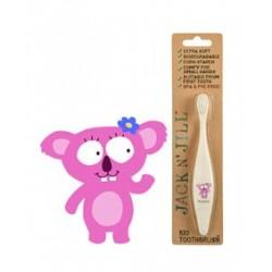 Szczoteczka do zębów dla dzieci HIPPO