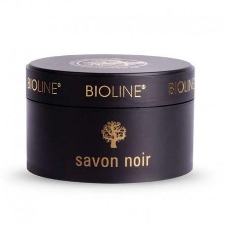 Czarne mydło peelingujące Savon Noir