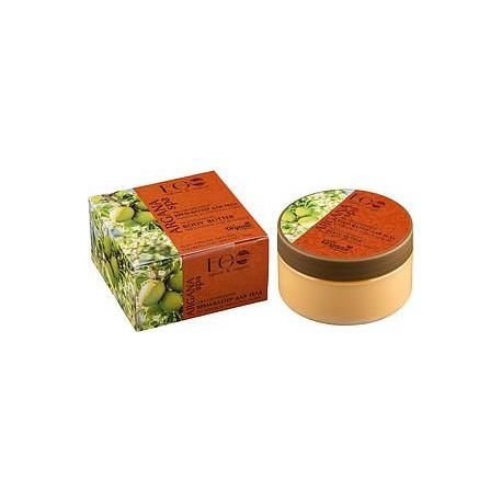 Nawilżające masło do ciała, gładkość i jędrność skóry ARGAN SPA