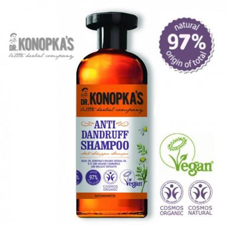 Przeciwłupieżowy szampon do włosów