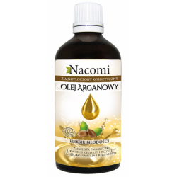 Olej arganowy certyfikowany Ecocert