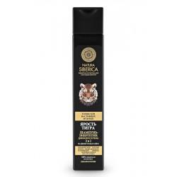 Energetyzujący szampon 2 w 1 do włosów i ciała dla mężczyzn