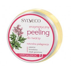 Peeling enzymatyczny do twarzy