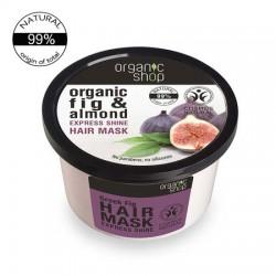 Maska do włosów WZMACNIAJĄCA - organiczna grecka figa
