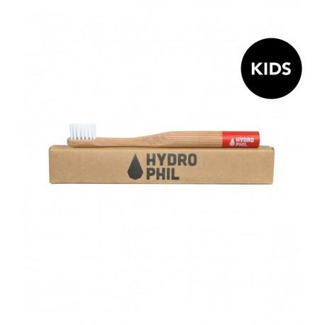Szczoteczka do zębów bambusowa dla dzieci
