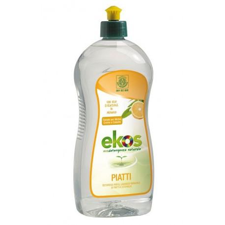 Płyn do ręcznego mycia naczyń z olejkiem pomarańczowym,