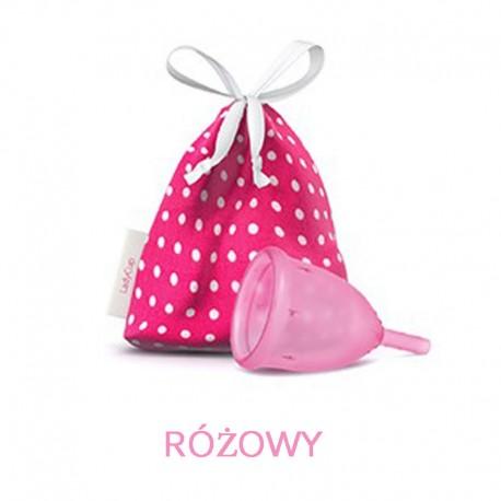 Kubeczek menstruacyjny - RÓŻOW-Ladu CUP