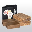 Afrykańskie czarne mydło, ręcznie wykonane