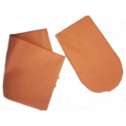 Zestaw: rękawiczka + ręcznik ze srebrem, antybakteryjny i szybkoschnąc