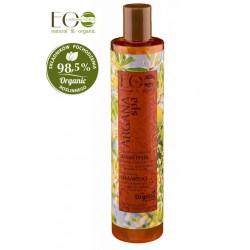 Odbudowujący szampon do włosów GŁĘBOKIE ODŻYWIENIE i BLASK