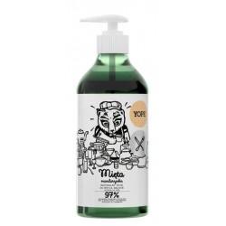 Naturalny płyn do mycia naczyń MIĘTA