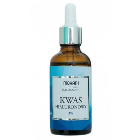 Potrójny kwas hialuronowy 3% - ujędrniający, nawilżający i przeciwzmarszczkowy