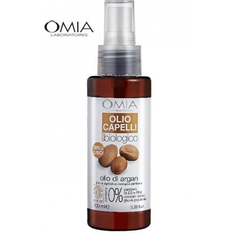 Spray do włosów z olejkiem arganowym