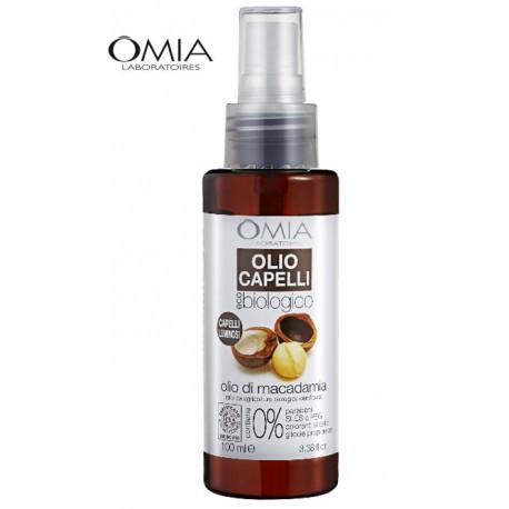Spray do włosów z olejkiem z orzechów makadamia