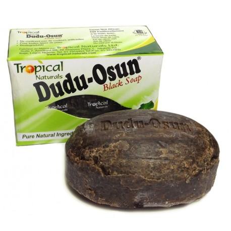 Czarne mydło afrykańskie Dudu-Osun