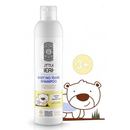 Organiczny szampon dla dzieci od 3 roku życia – BEZ ŁEZ