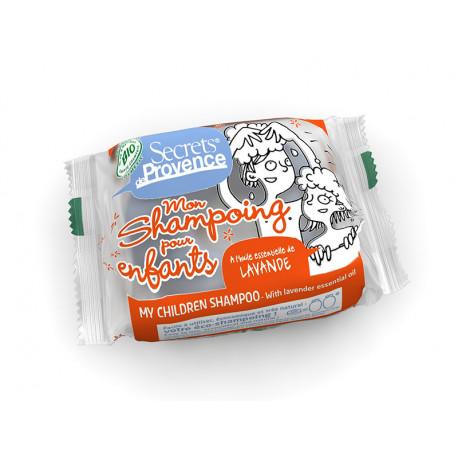 Ekologiczny szampon w kostce dla DZIECI