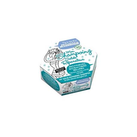 Ekologiczny szampon w kostce WŁOSY ZNISZCZONE