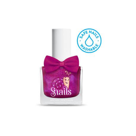 Bezpieczny lakier do paznokci dla dziewczynek - RASPBERRY PIE