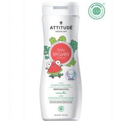 Płyn do mycia i szampon 2w1 dla dzieci ARBUZ i KOKOS