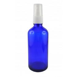 Szklana butelka z atomizerem - 100 ml