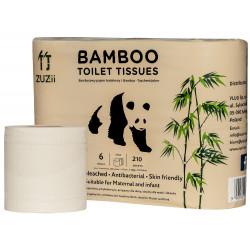 Bambusowy papier toaletowy