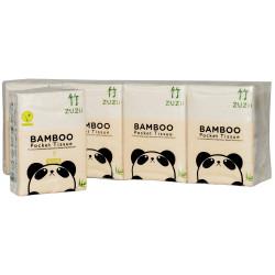 Chusteczki bambusowe kieszonkowe