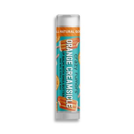 Naturalny balsam do ust LODY POMARAŃCZOWE