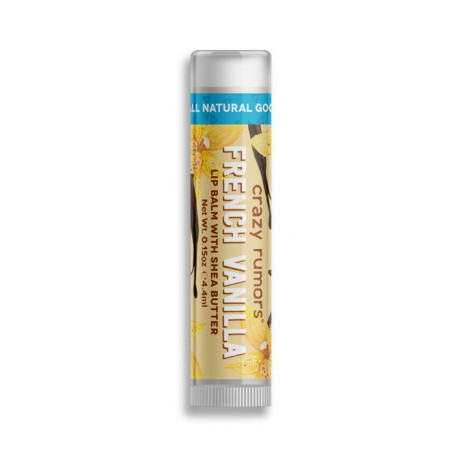 Naturalny balsam do ust KREMOWY SOS WANILIOWY