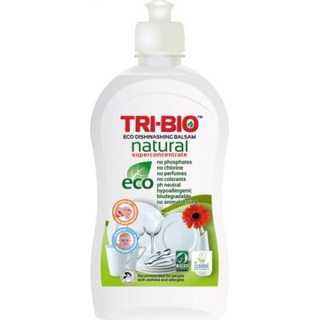 Ekologiczny skoncentrowany balsam do mycia naczyń