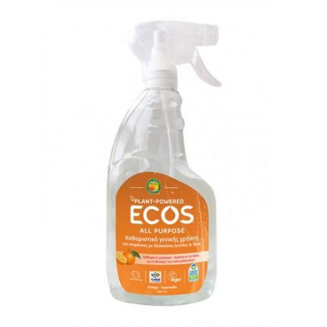 Spray do czyszczeniawszystkich powierzchni - pomarańczowy