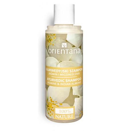Ajurwedyjski szampon do włosów - do włosów cienkich i delikatnych
