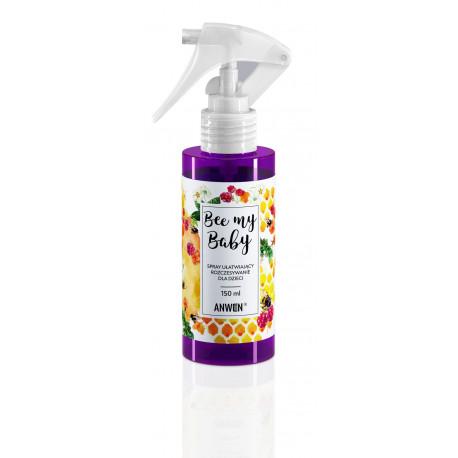 Spray do włosów dla dzieci Bee My Baby