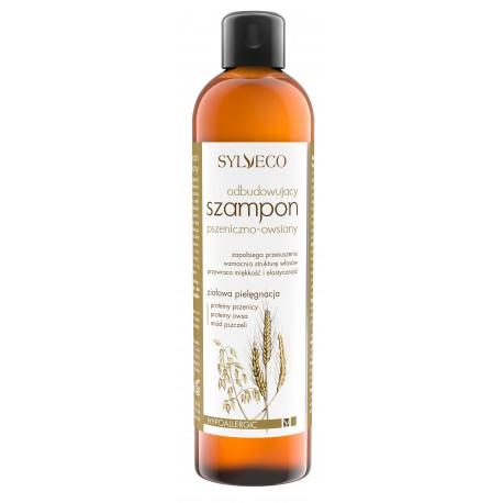Odbudowujący szampon pszeniczno-owsiany