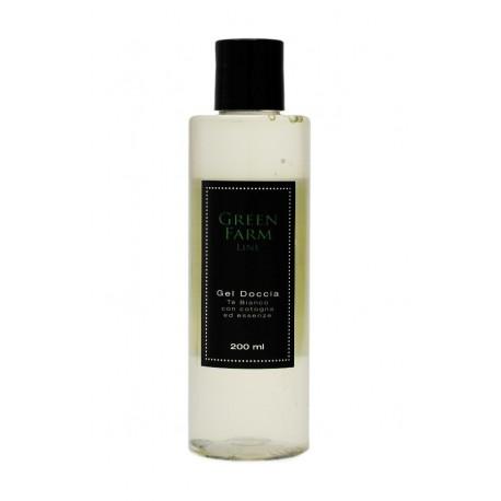 Aromatyczny żel pod prysznic biała herbata z pigwą