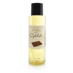 Przeciwstarzeniowy olejek do ciała i masażu z olejkiem czekoladowym