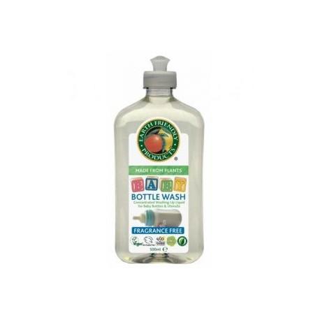 Ekologiczny płyn do mycia butelek