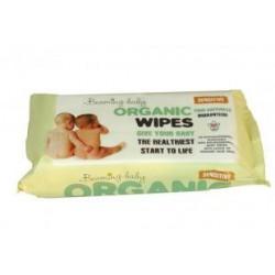 Organiczne Chusteczki Nawilżane - do skóry bardzo delikatnej