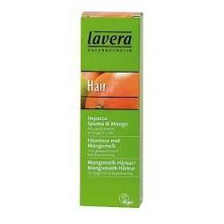Kuracja pielęgnacyjna mleczko mango do włosów farbowanych