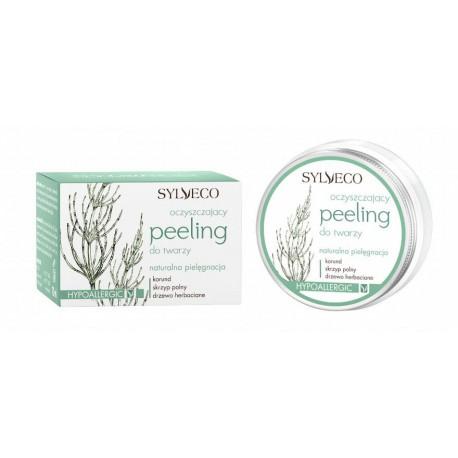 Oczyszczający peeling do twarzy