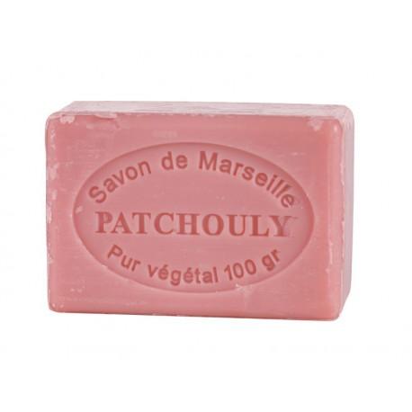 Mydło marsylskie patchouli