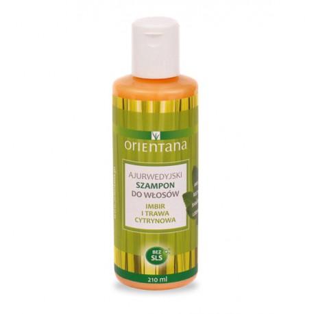 Ajurwedyjski szampon do włosów